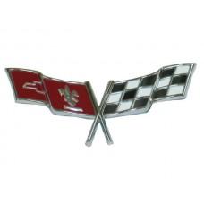 Corvette Nose Emblem 77-79