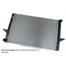 1997-2004 Corvette Radiator w/ Auto Transmission